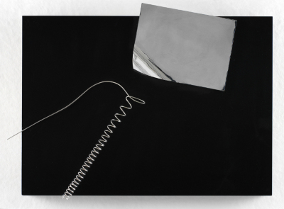 P.1286: Karel Malich: Silver Corridor