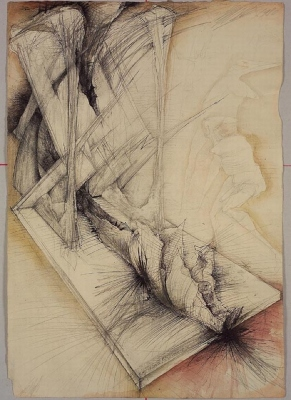 Drawing (sculpture)