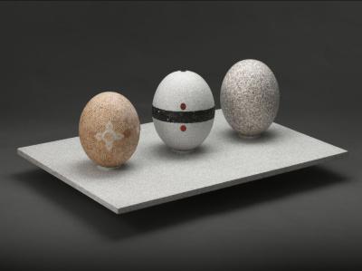 Tři (3 vejce)
