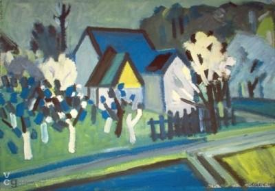 Spring in Holice